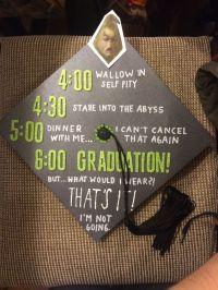65+ Gorgeous Graduation Cap Decoration Ideas - Listing More