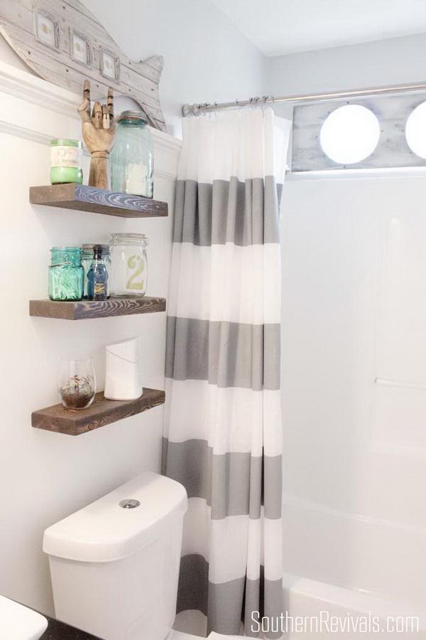 & Medicine Cabinet Over Toilet
