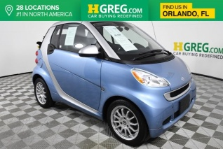 used smart convertibles for