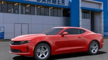 2021 Chevrolet Camaro Lt For Sale In Kansas City Mo Truecar