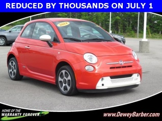 used fiat 500s for