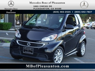 used 2016 smart fortwos