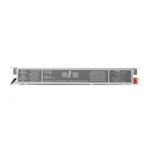 small resolution of this auction is for 1 fulham wham 120 213 l workhorse fluorescent ballast 2 lamp cfl t5 120 277v