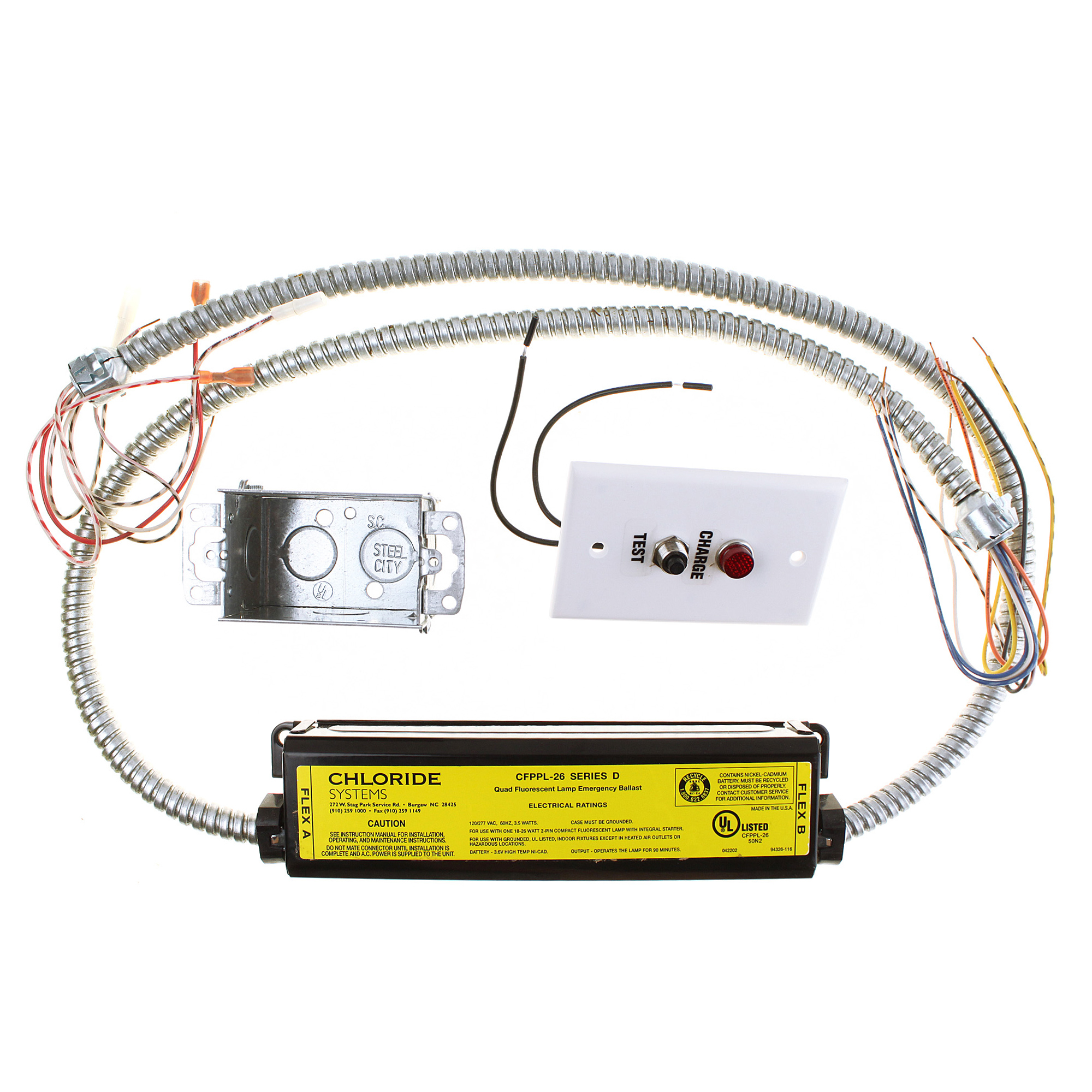 fluorescent emergency ballast wiring diagram ford diagrams f250 lightolier fbppl 26 cfl compact