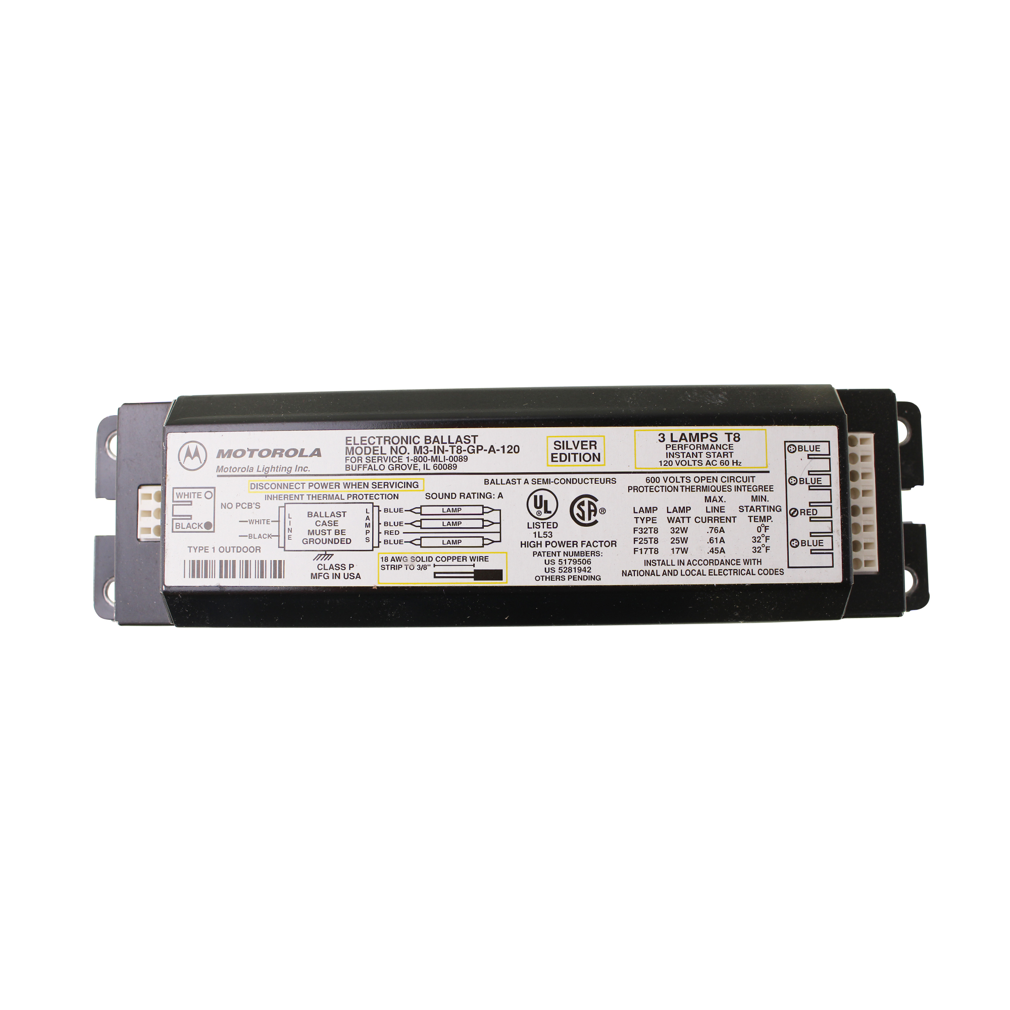 120v ballast wiring diagram air conditioner manual motorola m3 in t8 gp a 120 fluorescent 3 lamp