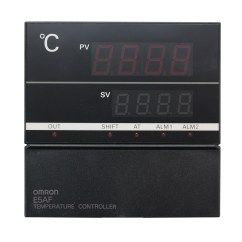 Omron Temperature Controller Wiring Diagram Renault Megane E5af A 100 240vac Fuzzy And Pid Multi Range