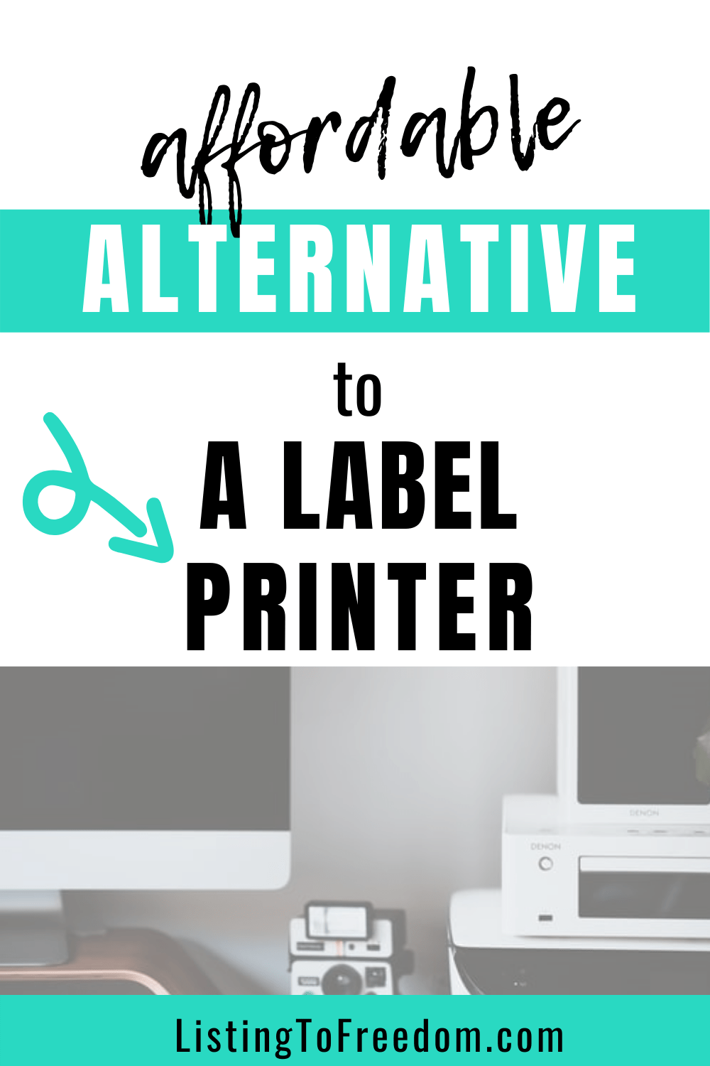 Affordable Alternative To An eBay Shipping Label Printer