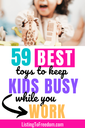 Best Toys To Keep Kids Busy