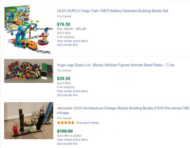 Kid Toys Blocks To Sell