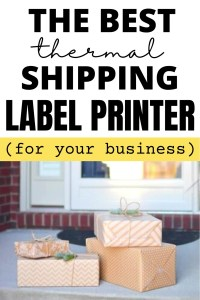 Best Thermal Shipping Label Printer