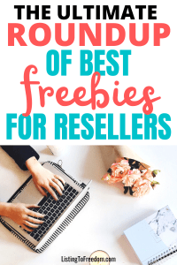 Best Freebies To Learn How To Resell