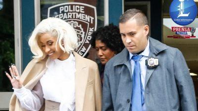 Rapera Cardi B es Detenida y Sometida a la Justicia de EEUU.