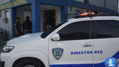 Operatividad policial en el Cibao Central deja efectivos resultados.