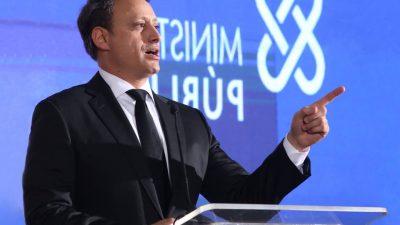 Procurador anuncia convertirán al INACIF en el mejor centro de tecnología de la región