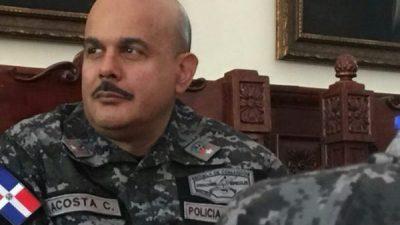 General Acosta Castellanos no Dobla su Pulso con los Antisociales.