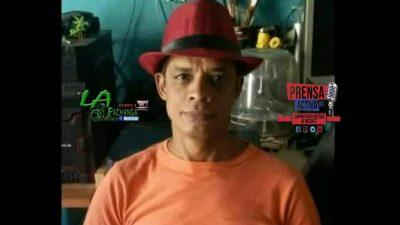 Julián Salazar, una de las cuatro víctimas de la tragedia Polyplast