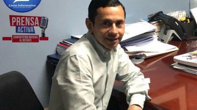 Lic. Sergio Victoria Arma Secreta del Alcalde Abel Martinez.