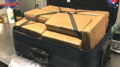 Abandonan una maleta con cocaína procedente de Ecuador en el aeropuerto JFK