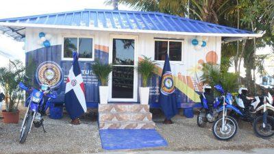 Cestur se convierte en los primeros en el caribe en monitoreo de playas.