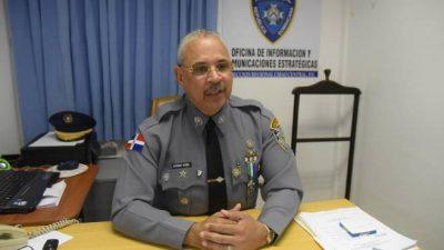 Policía Nacional sanciona miembros captados durmiendo en servicio.