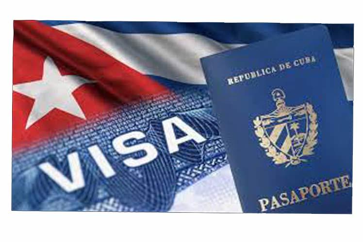 EE.UU. reduce validez de visas familiares para nacionales cubanos