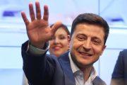 Confirman victoria de Zelensky en presidenciales ucranianas