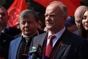 Líder comunista recuerda tema ucraniano en acto dedicado a Lenin
