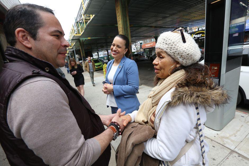 Legisladoras latinas dan la pelea por seguro médico para indocumentados en NY