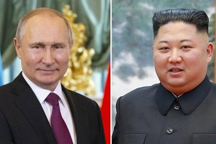 RPDC corrobora viaje a Moscú de Kim Jong Un