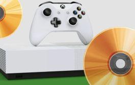 """Xbox One S """"solo digital"""" de Microsoft: ¿le llegó el """"game over"""" a los discos de las videoconsolas?"""