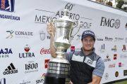 Nesbitt vence en el 60º Abierto Mexicano de Golf