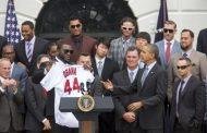 """""""Recupérate pronto, papi"""", mensaje del expresidente de EE. UU. Barack Obama para David Ortiz tras ser herido"""