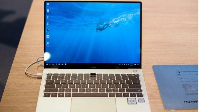 Matebook X Pro, el primer producto que Huawei no podrá vender por su conflicto con EE.UU.