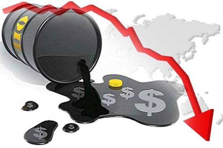 Precios del petróleo comenzaron la semana en baja