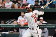 Villar conecta HR en victoria de los Orioles sobre Boston