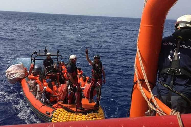 La tibieza de la UE con los migrantes y refugiados