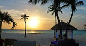 El resort más romántico del Caribe está en Aruba