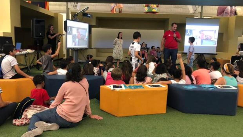 «Marcela, la inventora de palabras»: un cuento para prevenir el acoso a niños con discapacidad