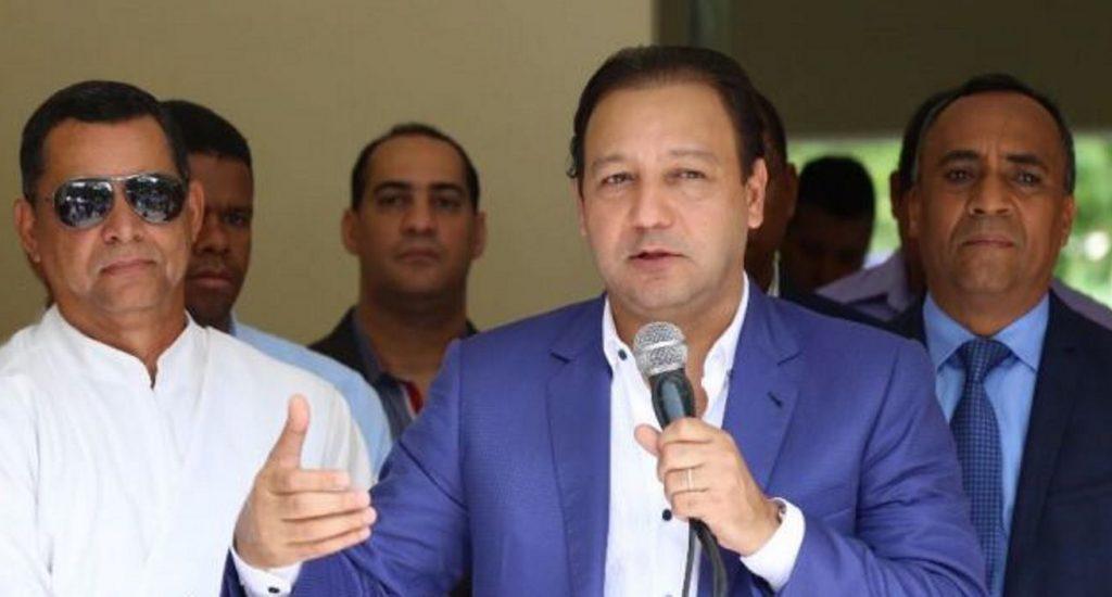 Abel Martínez hace llamado a miembros del PLD a mantenerse unidos