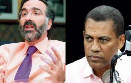 Dirigente del PRD Guido Gómez y el doctor Rojas Pereyra presentan expediente que involucra a  Andy Dauhajre en caso Odebrecht