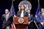 Fiscal de NY anuncia pago de 450 mil dolares a empleados tras denunciar violaciones laborales