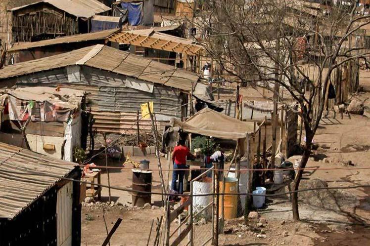 La pobreza crece en América Latina, afirma la Cepal