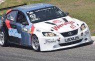 Najri y Tonino vuelven a dominar la categoría DTS del Toyota Grand Prix de autos y Motos