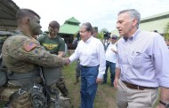 Colombia, EE.UU. y Brasil realizan ejercicios militares conjuntos en base aérea de Tolemaida