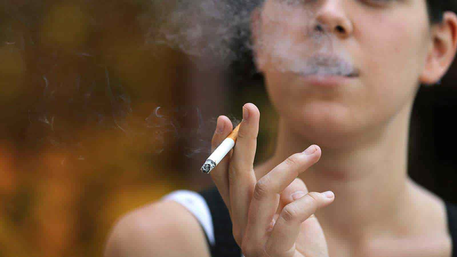 Encuentran un vínculo entre fumar y problemas mentales como la depresión