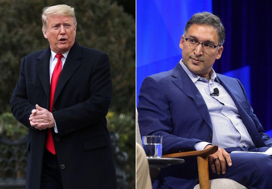 """Ex alto cargo de Justicia reta a Trump a declarar """"bajo juramento"""" en su 'impeachment'"""