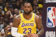 "LeBron James aporta ""triple doble"" y los Lakers doblegan a Nets"