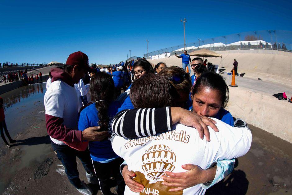 41 abuelos mexicanos viajaron a Nueva York para reunirse con parientes tras décadas sin verse