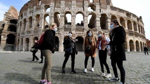 Italia registra 400 casos de coronavirus y 12 fallecidos