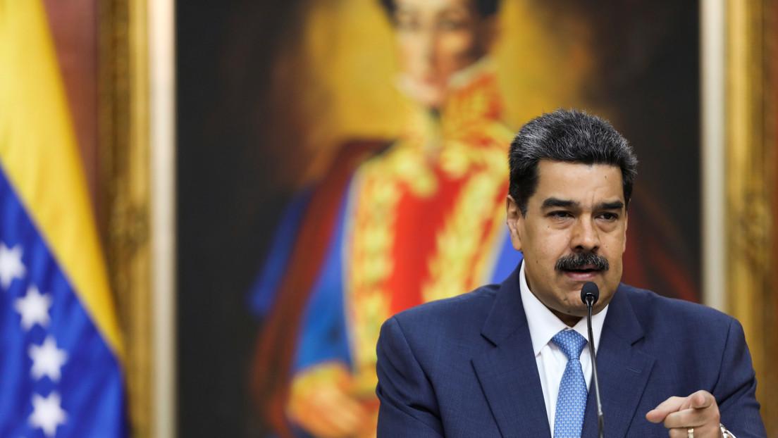 """Maduro anuncia ejercicios militares sorpresa para combatir """"el narcotráfico y el terrorismo"""" en Venezuela"""